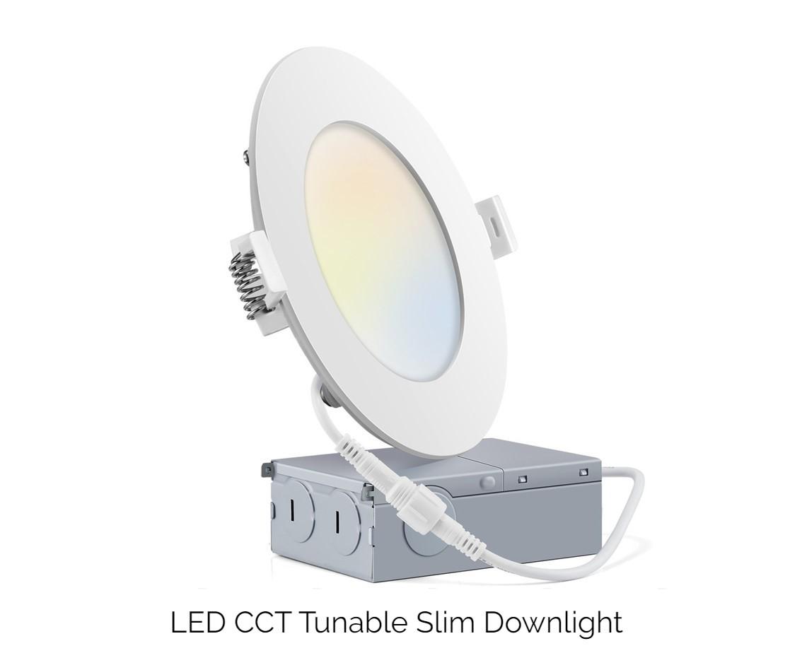 LED Down Lights CCT